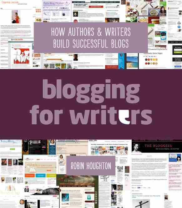 Ten Reasons for Authors to Blog