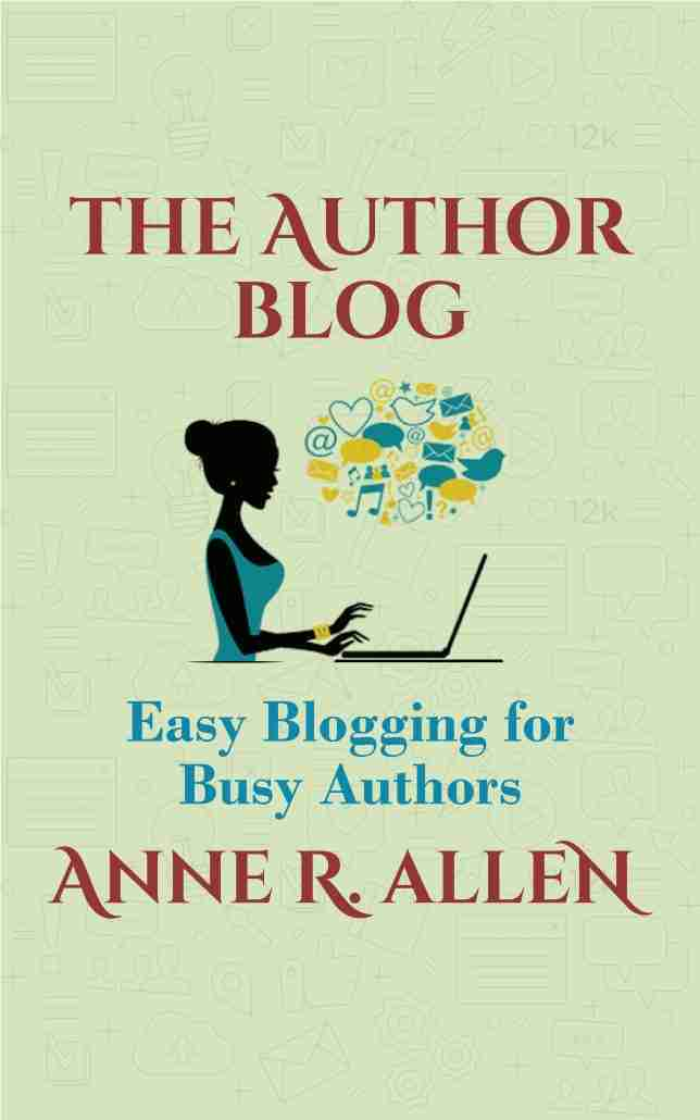 The Author Blog cover art